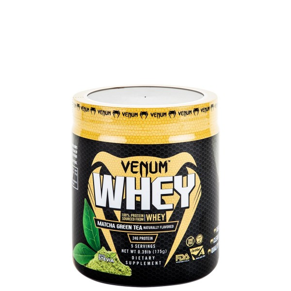 Nutrition Venum Whey Protein - 5 Servings - Matcha