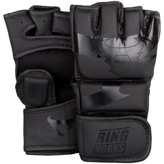"""MMA/SV Handschuh Ringhorns """"Charger"""" black/black"""