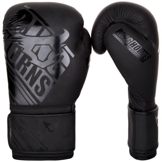 "Boxhandschuh Ringhorns ""Nitro"" - All black"