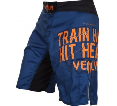 "Fightshorts Venum ""Train Hard Hit Heavy"""