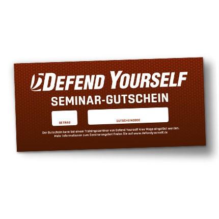 """Gutschein """"Seminar"""" DYKM"""