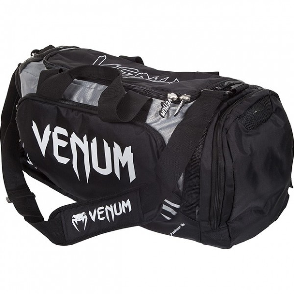 Trainingstasche Venum Trainer Lite Sport Bag - Black