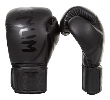 "Boxhandschuh Venum ""Challenger 2.0"" Boxing Gloves 12 Oz. - All Black"