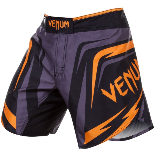 Fightshorts Venum Sharp 2.0 - Black/Orange