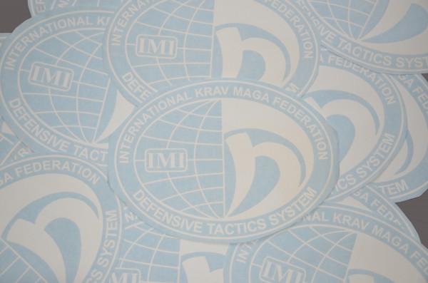 IKMF Scheibenaufkleber 50 x 36