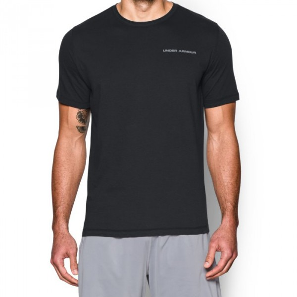 "T-Shirt Under Armour ""Charged Cotton"""