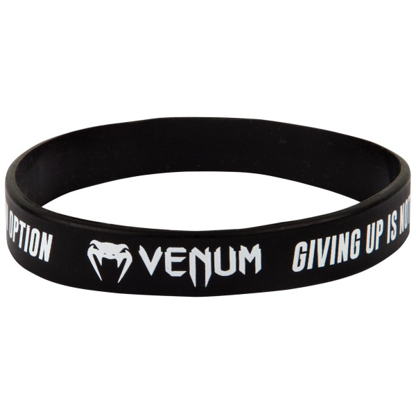 "Armband Venum ""Giving up is not an Option"""