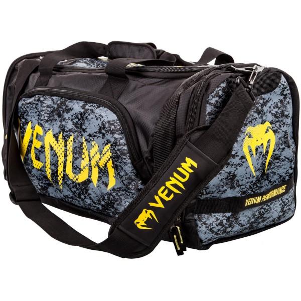 Trainingstasche Venum Tramo Sport Bag - Black/Yellow