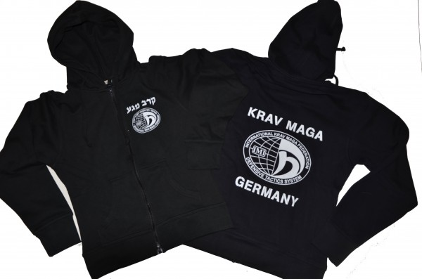 Kapuzenzipper IKMF Germany - Women