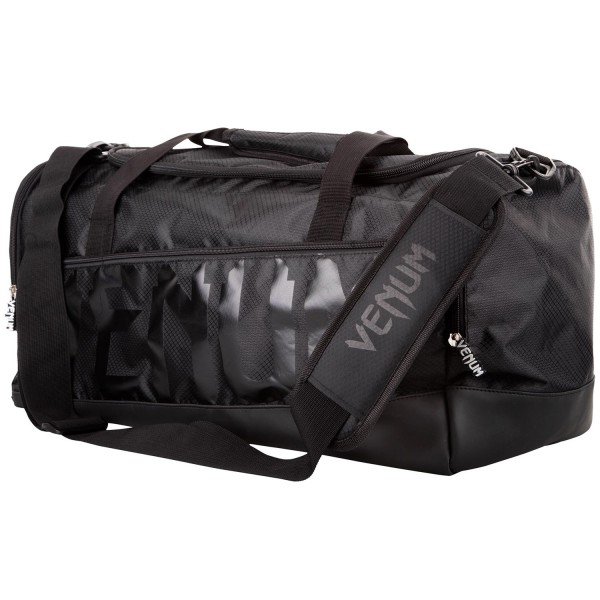 Trainingstasche Venum Sparring Sport Bag - Black/Black