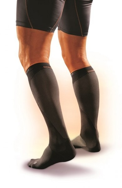 "Compression Sox Shock Doctor ""SVR Recovery"" - Schwarz"