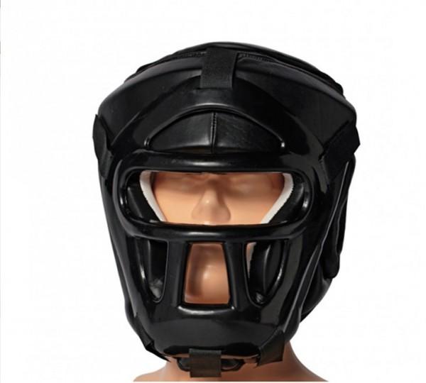 Kopfschutz KWON Club Line Head Guard / Kopfschutz mit Gesichtsgitter